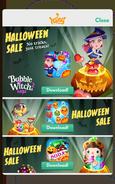 Halloween Sale (mobile)