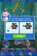 A Bubble Wheel will turn