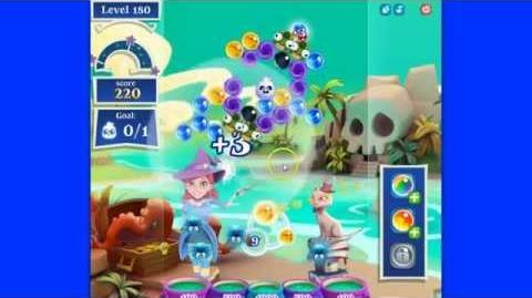 Bubble Witch Saga 2 level 180-0