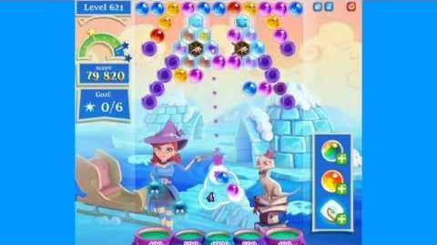 Bubble Witch 2 Saga Level 621