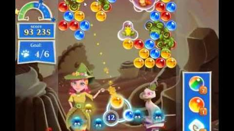 Bubble Witch Saga 2 Level 1017 - NO BOOSTERS
