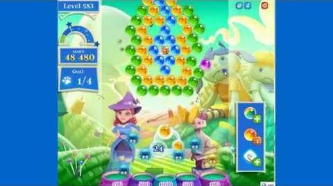 Bubble Witch 2 Saga - Level 583