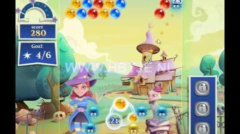 Bubble Witch Saga 2 level 1