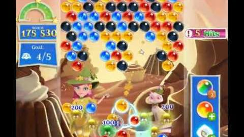 Bubble Witch Saga 2 Level 1012 - NO BOOSTERS