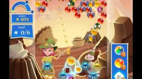 Bubble Witch Saga 2 Level 1030 - NO BOOSTERS