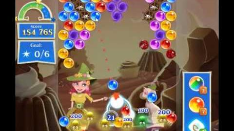 Bubble Witch Saga 2 Level 1028 - NO BOOSTERS