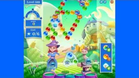 Bubble Witch 2 Saga - Level 589