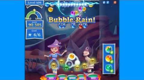 Bubble Witch 2 Saga level 509