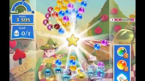 Bubble Witch Saga 2 Level 998 - NO BOOSTERS