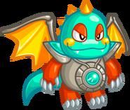 Super Dark Great Dragon Kakao