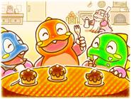 BBDS CakeScene