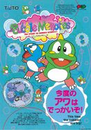 Bubble Memories Flyer