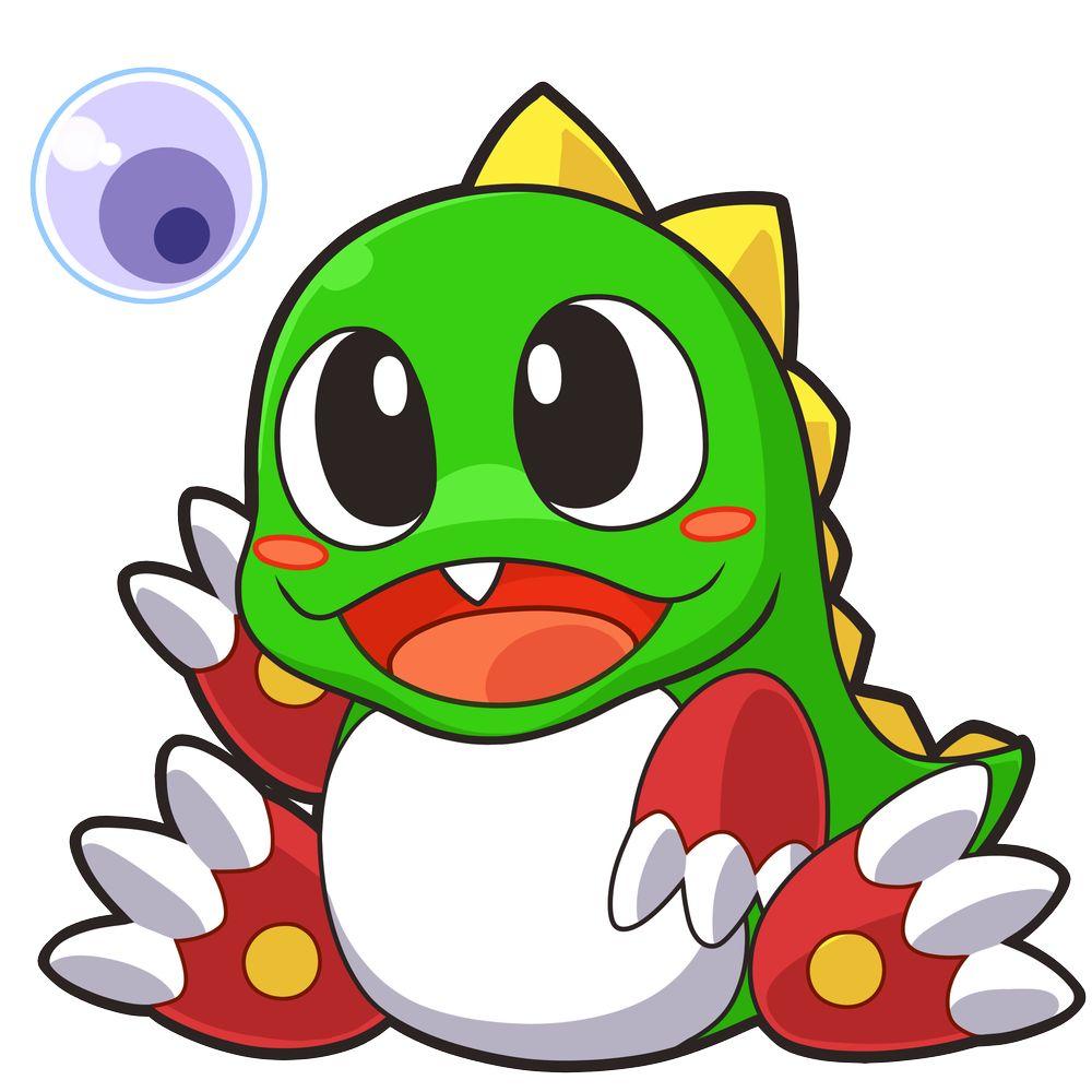 Bubble Dragon | Bubble Bobble Wiki | FANDOM powered by Wikia |Skull Puzzle Bobble