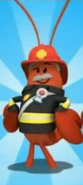 Firefighter teem