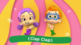 Bubble Guppies theme song finale