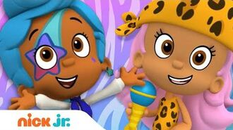 Bubble Guppies Sing Rock Your Style ft. Stylee! Nick Jr.