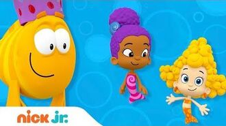 New Zooli Clip on Bubble Guppies! 🐠 What You Do to Be Healthy! Nick Jr.