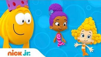 New Zooli Clip on Bubble Guppies! 🐠 What You Do to Be Healthy! Nick Jr