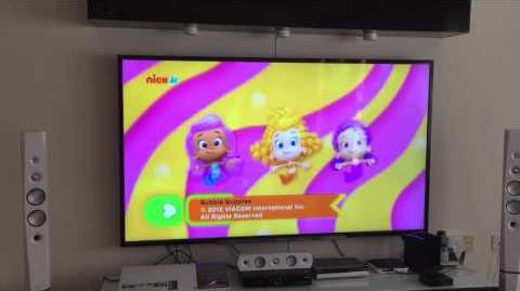 Arabic Bubble Guppies while on vacation