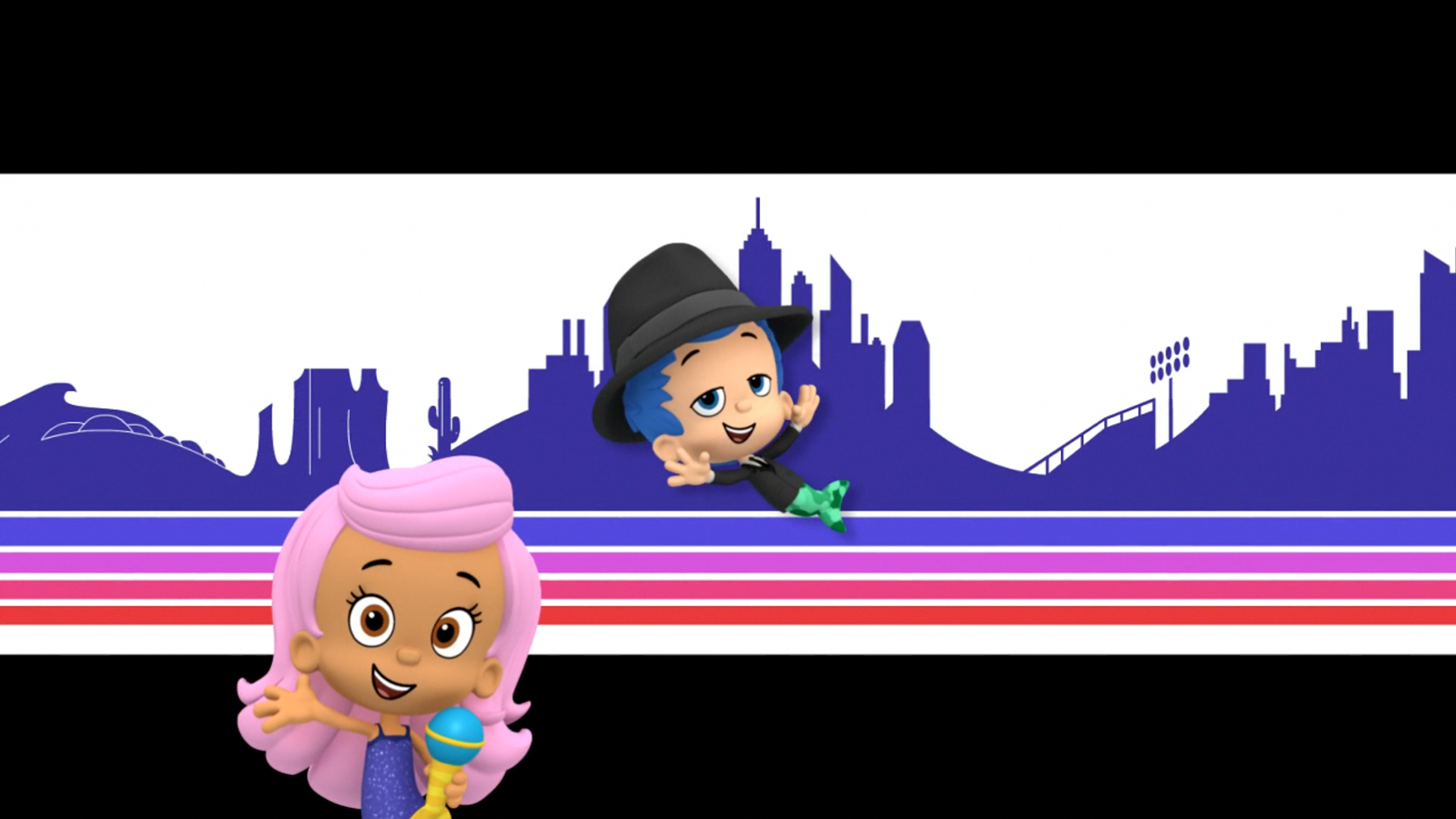 Rock Your Style!/Images | Bubble Guppies Wiki | FANDOM