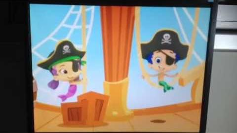 Bubble guppies tunes 42 x marks the spot(Hebrew)