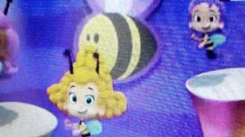 Bubble guppies bee dance