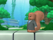 President of the Squirrels