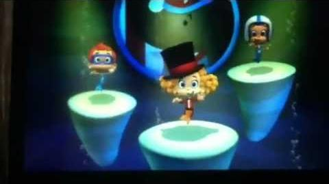 "Bubble Guppies ""The Circus Dance Song"""