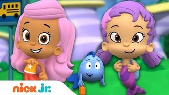 Get Ready for School w the Bubble Guppies! Nick Jr.