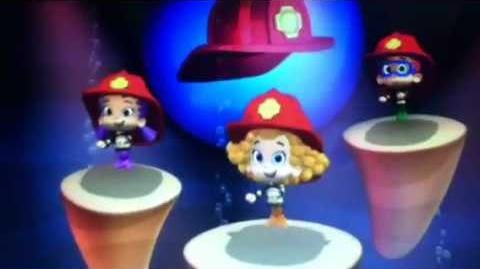 "Bubble Guppies ""Firefighter Dance"""