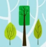Oh yeh trees r col
