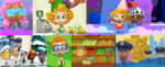 Bubble Guppies MORE!!!