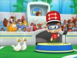 Ducks in a Row!/Trivia