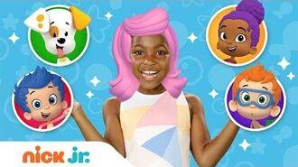 Meet the NEW Bubble Guppy Zooli & Play Junior Dress Up 🤩 Ep. 11 Nick Jr.