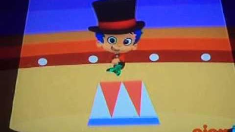 Bubble Guppies Circo