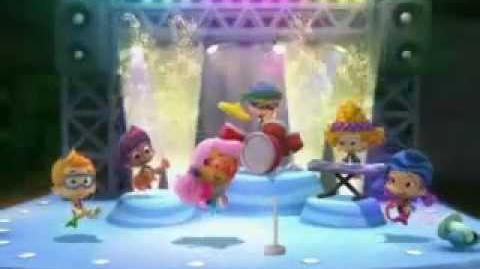 Bubble Guppies Tunes 19 We Totally Rock