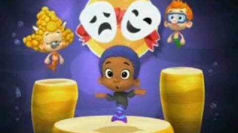 Bubble Guppies Tunes 16 Acting Dance