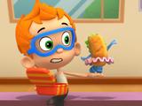 A Tutu-na Fish Sandwich