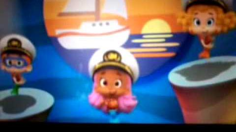 Bubble guppies party sea dance