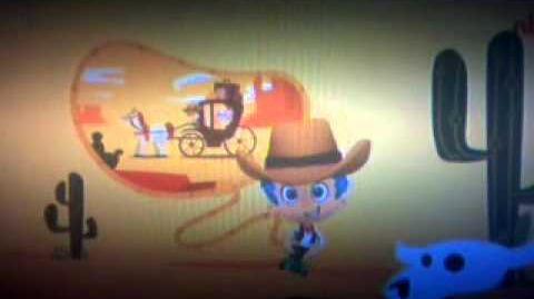 Bubble guppies cowgirl italiano
