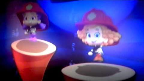 Bubble Guppies pompieri ballo italiano