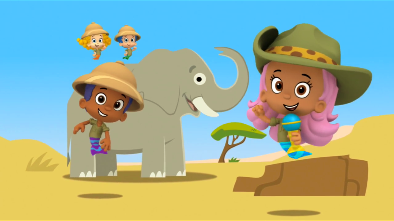 the elephant song bubble guppies wiki fandom powered by wikia