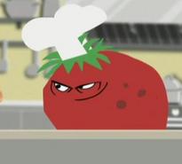 Rotton tomate