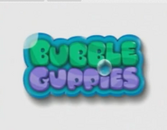 Bubble guppies logo without waterr