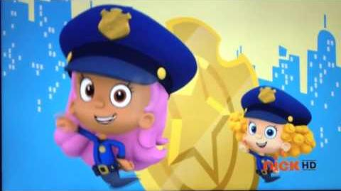 Video Bubble Guppies The Police Cop Etition Song