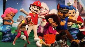 Nick Jr. - A Present for Santa Live