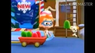 Promo Bubble Guppies Holiday Special - Nickelodeon (2011)