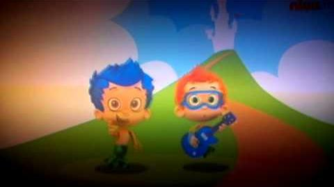Bubble guppies fiabe
