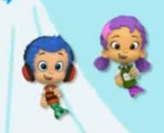 Oona and gil plane