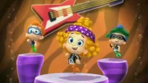 Bubble Guppies Tunes 18 Rock And Roll Dance